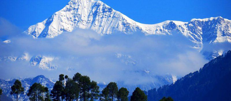Чар Дхам Ятра: путешествие в Гималаи.