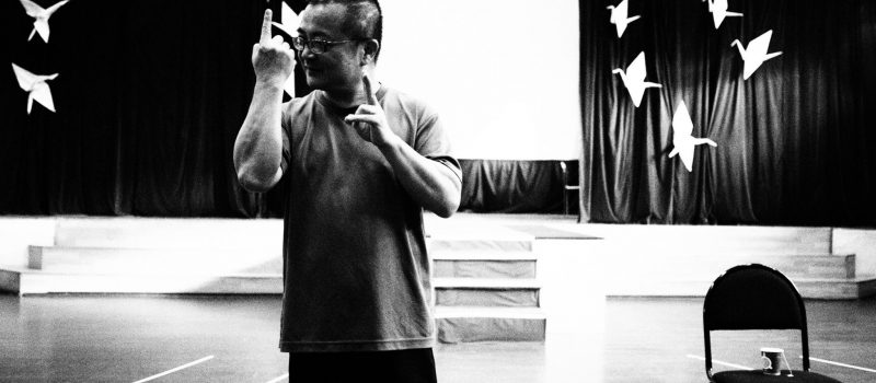 «Пранадинамика» — семинар Говарда Вана в Москве.