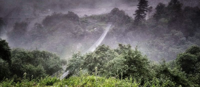 Трекинг Вокруг Аннапурны. Часть 11