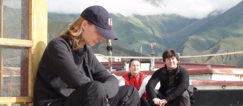 Первое путешествие в Тибет. Часть 3