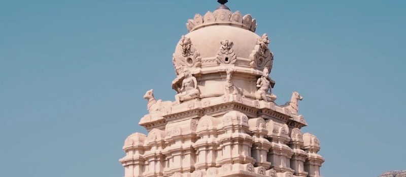 Храм Вирабхадры в Лепакши.