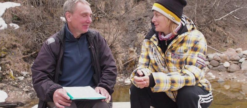Беседа с мастерами: Мартаков Женя.
