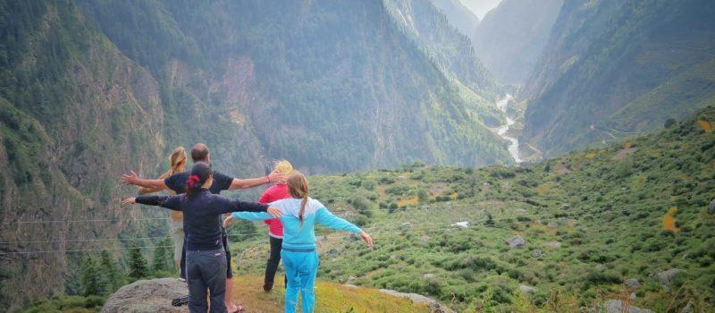 Чар Дхам — путешествие к четырем гималайским вершинам осень 2020