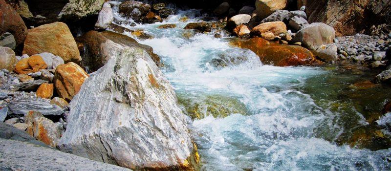 Чар Дхам: путешествие к четырём гималайским вершинам. Ямунотри.