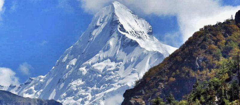 Чар Дхам: путешествие к четырём гималайским вершинам. Ганготри.