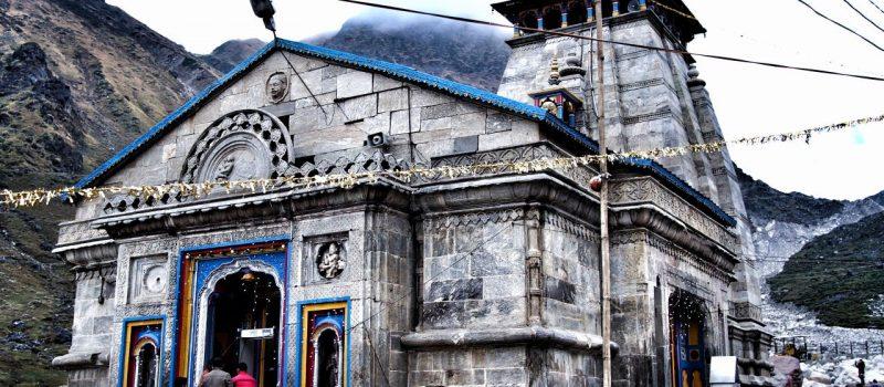 Чар Дхам: путешествие к четырём гималайским вершинам. Кедарнатх.