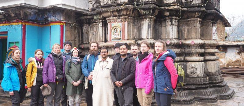 Храмы Утаранчала