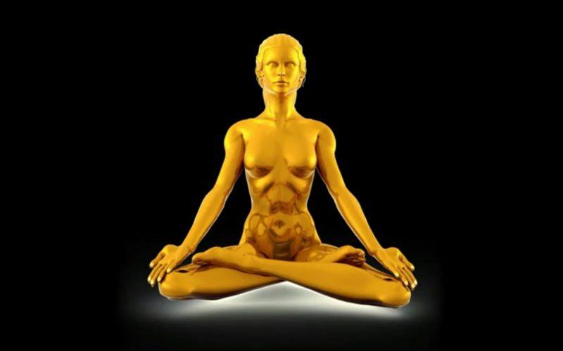 Медитативная техника Игра золотыми шарами
