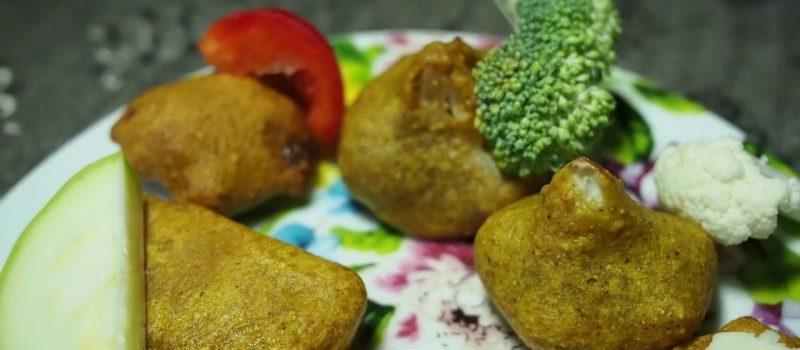 Вегетарианские рецепты: овощные пакоры.