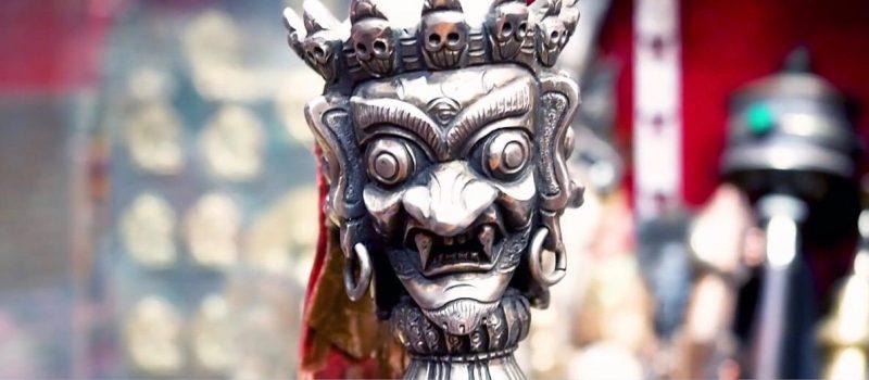Артефакты тибетского буддизма