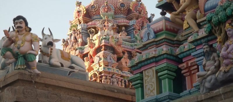 Истории и легенды Тамил Наду: Ченнай и Аруначал